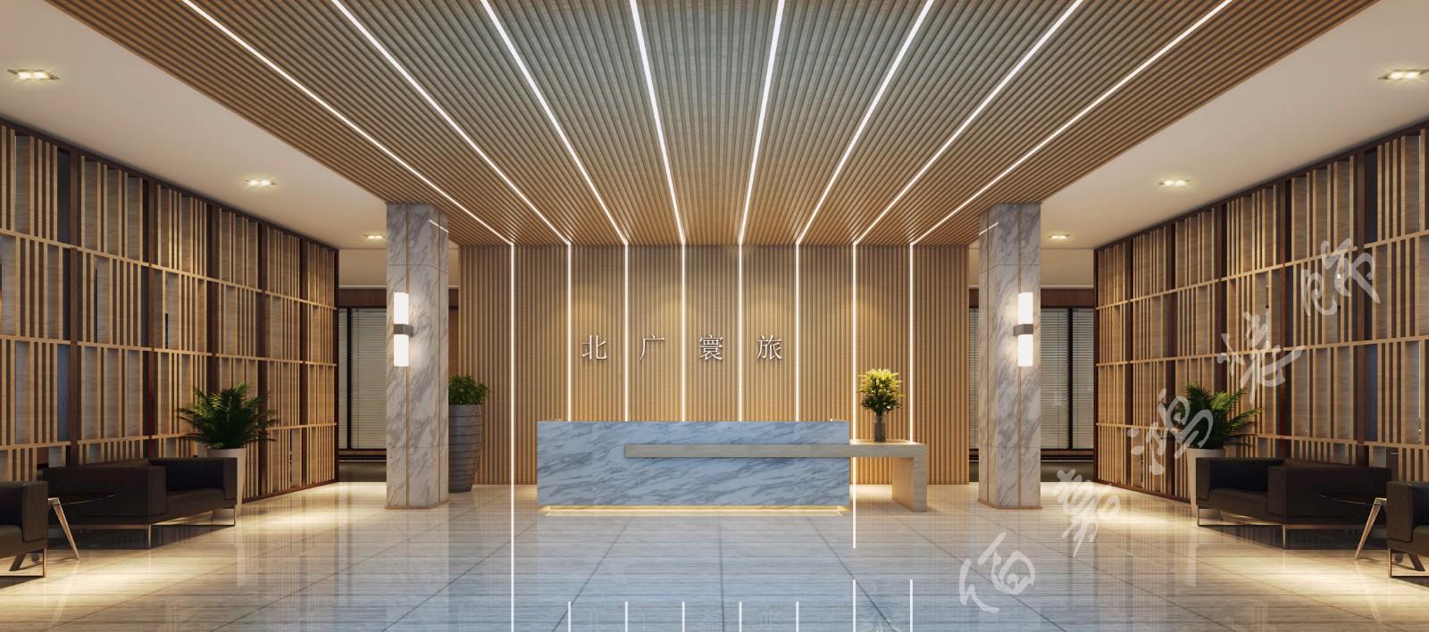 北京北广寰旅写字楼装修